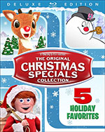 The Original Christmas Specials Collection Cover