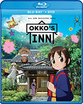 Okko's Inn Blu-Ray Cover