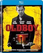Oldboy Blu-Ray Cover