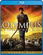 Olympus: Season One Blu-Ray Cover