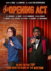 The Opening Act DVD Cover