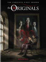 DVD Cover for The Originals: The Complete First Season