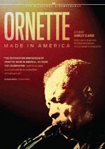 DVD Cover for Ornette: Made in America