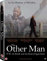 DVD Cover for The Other Man: F.W. De Klerk and the End of Apartheid