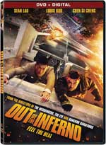 DVD Cover for Out of the Inferno