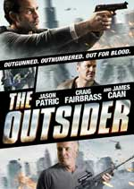 DVD Cover The Outsider