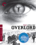 The Criterion Collection Blu-Ray Cover of Overlord