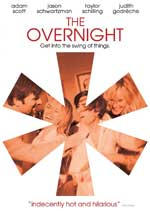 DVD Cover for The Overnight