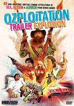 DVD Cover Ozploitation Trailer Explosion