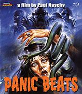 Panic Beats Blu-Ray Cover