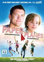 DVD Cover for Paper Planes