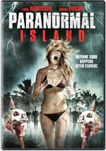 DVD Cover for Paranormal Island