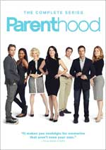 DVD Cover for Parenthood: The Complete Series