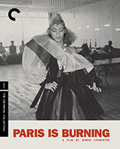 Paris is Burning Criterion Collection Blu-Ray Cover