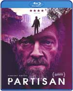 Partisan Blu-Ray Cover