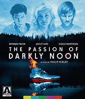The Passion of Darkly Noon Blu-Ray Cover