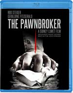 Blu-Ray Cover for The Pawnbroker