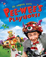 DVD Cover Pee Wee's Playhouse: The Complete Series
