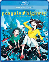 Penguin Highway Blu-Ray Cover