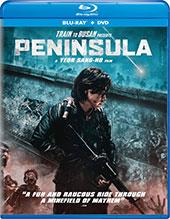 Peninsula Blu-Ray Cover