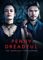 DVD Cover for Penny Dreadful - Season 1