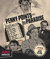 Penny Points to Heaven Blu-Ray Cover