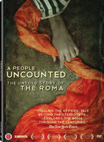 DVD Cover for A People Uncounted