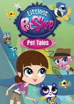 DVD Cover for Littlest Pet Shop: Pet Tales