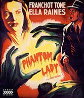 Phantom Lady Blu-Ray Cover