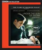 DVD Cover for Under the Sun of Satan: The Films of Maurice Pialat Volume 2