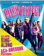 Pitch Perfect Sing-Along Aca-Awesome Edition Blu-Ray Cover