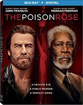 The Poison Rose Blu-Ray Cover