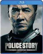 Police Story: Lockdown Blu-Ray Cover