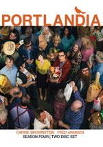 DVD Cover for Portlandia Season Four