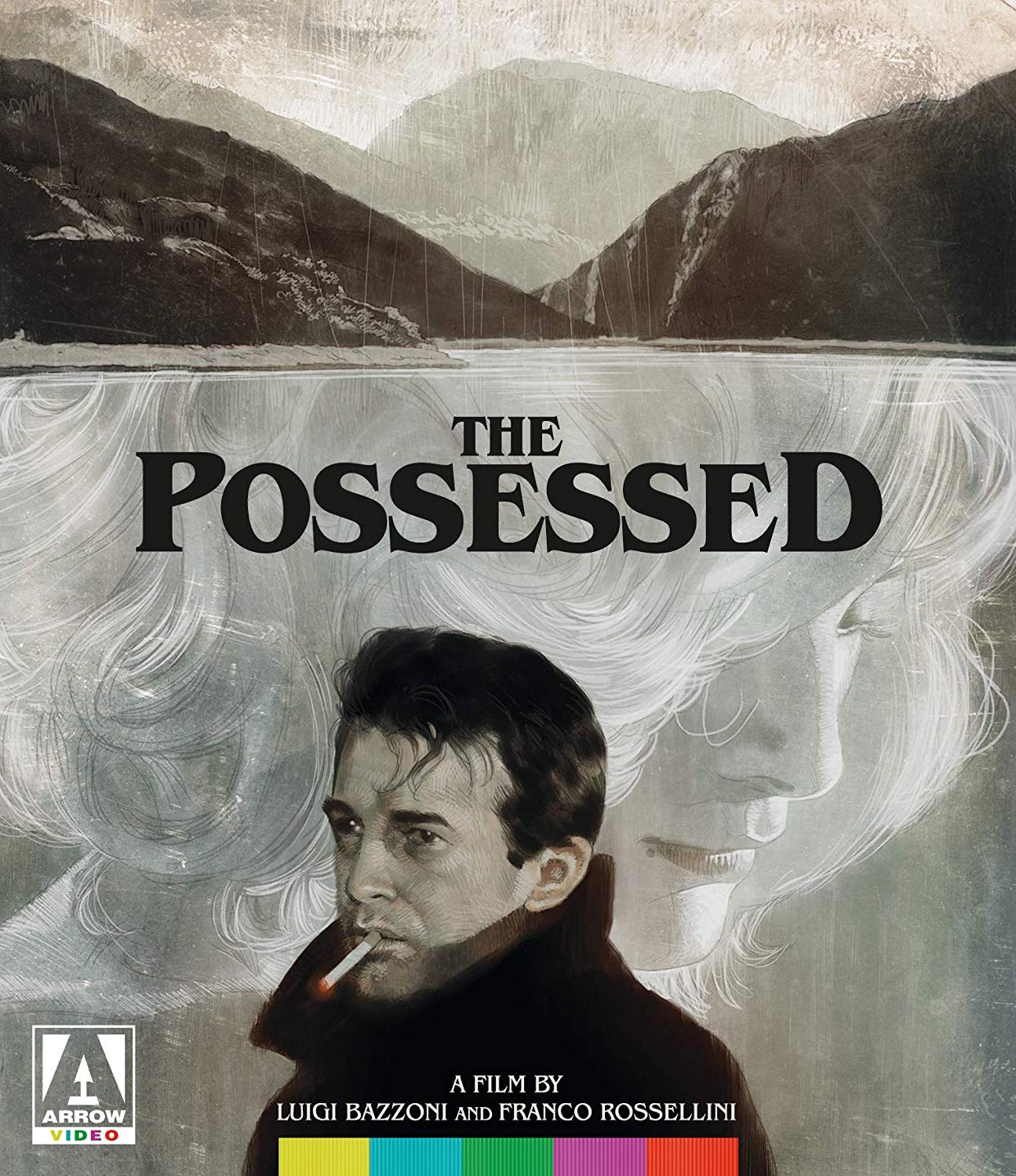 The Possessed Blu-Ray Cover