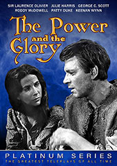 The Power and the Glory DVD Cover