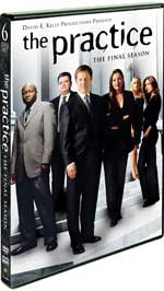 DVD Cover for Practice: The Final Season