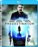Predestination Blu-Ray Cover