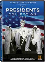 DVD Cover for The Presidents Collection
