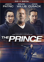 DVD Cover for The Prince