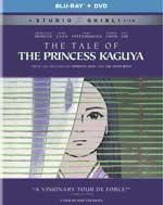 The Tale of Princess Kaguya Blu-Ray Cover