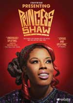 DVD Cover for Princess Shaw