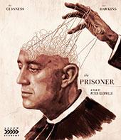 The Prisoner Blu-Ray Cover