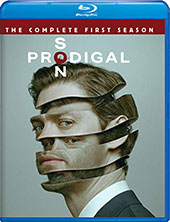 Prodigal Son: The Completer First Season Blu-Ray Cover