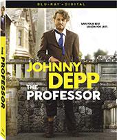 The Professor Blu-Ray Cover