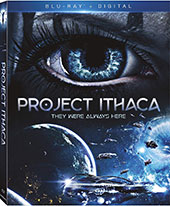 Project Ithaca Blu-Ray Cover