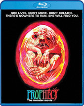 Prophecy Blu-Ray Cover