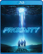 Proximity Blu-Ray Cover