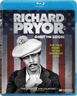 Richard Pryor: Omit the Logic Blu-Ray Cover