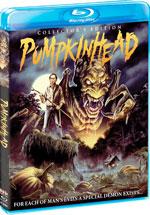 Blu-Ray Cover for Pumpkinhead